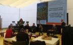 Maina Sage au congrès international sur les Aires marines protégées