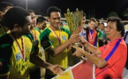 Football – Coupe des Champions : Tefana bat Dragon 4-2