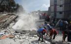 Mexique : un séisme fait plus de 200 morts, des élèves ensevelis sous leur école