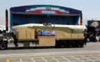 """L'Iran dit avoir testé """"avec succès"""" son nouveau missile Khoramshahr"""