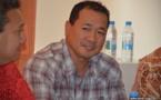 Alain Sangue proclamé 2ème vice-président du Secosud