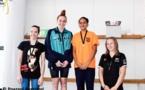 Natation – Championnat de NZ : Poerani Bertrand médaillée d'or en 50m brasse