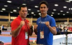 Taekwondo - President's Cup à Vegas : Tuarai Hery bat un médaillé olympique