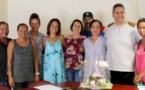Une marche rose à Paea contre le cancer du sein