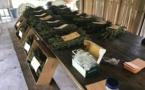 Une importante saisie de paka chez un particulier à Raiatea