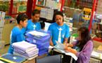 200 jeunes volontaires participent à la première Course à l'emploi