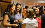Des femmes d'action au Tahiti Women's Forum