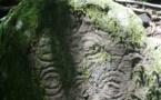Carnet de voyage: Le tiki de Tapuivi, gardien mystérieux de Aakapa