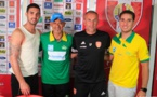 Football – Coupe de France : Pascal Vahirua « On défend la Polynésie »