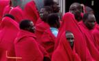 Espagne: des centaines de migrants seront retenus dans une prison