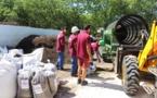Bora Bora : le centre de compostage, unité essentielle pour la commune
