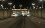L'éclairage du tunnel de la Bounty à Papeete rétabli