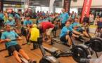 Aviron Indoor  - Tahiti Contest : Teresa Padovese qualifiée pour les championnats de France