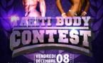 Culturisme – Tahiti Body Contest 2017 : RV le Vendredi 8 Décembre