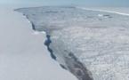 Antarctique:l'amincissement des plateformes glaciaires agit à distance sur les glaciers