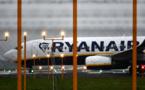 Ryanair reconnaît les syndicats de pilotes, grève suspendue en Italie