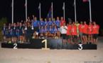 Jeux de Makemo : Rangiroa rafle les médailles d'or
