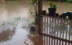 Les premières fortes pluies de la saison chaude sont arrivées