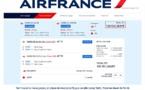 Air France baisse à son tour ses tarifs