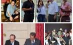 Mars 2017 dans le rétro : les partis prennent position pour la présidentielle et de nouvelles inondations frappent le Pays