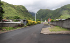 Une route flambant neuve pour les habitants de Papehue