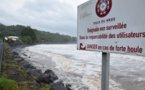 Baignade interdite dans le lagon de Arue