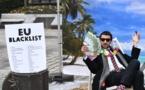 L'UE allège sa liste noire de paradis fiscaux de huit pays
