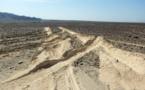 Pérou: un camion roule sur les célèbres lignes de Nazca