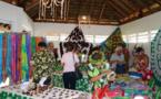 Un nouveau fare artisanal aux grottes de Maraa