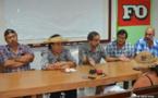 Rassemblement des grévistes demain matin à Tarahoi