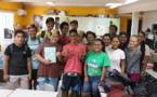 Francoplanète : des élèves de Moorea prennent le relais