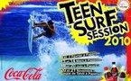 SURF : 2e Etape de la Coca – Cola Teen Surf Session à Papenoo les 24 et 25 avril prochain.