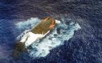 Naufrage du Tahiti Nui IV: prison ferme pour Rere Puputauki et Yannick Boosie