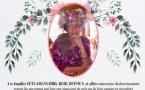 Avis de remerciements Famille TETUAMANUHIRI