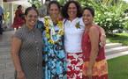 Teura Iriti à la rencontre du département adventiste féminin