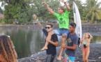 Surf WQS - Papara Pro Junior : La victoire pour Kauli Vaast