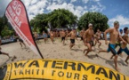 """Waterman Tahiti Tour 2018 - Etape 1 : """" Toujours plus loin, ensemble """""""