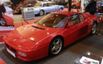 Une Ferrari ayant appartenu à Johnny Hallyday adjugée 240.000 euros
