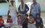 Ecole primaire de Maupiti : les premiers travaux ont démarré