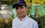 Clémence Bailly, prétendante au titre de meilleur pâtissier de Polynésie