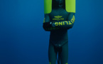Apnée - Herbert Nitsch : Le recordman mondial (-253m) à Tahiti
