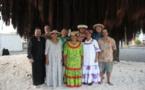 Moana'ura Tehei'ura, président du jury du Heiva i Tahiti 2018