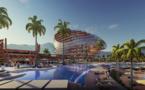 Marriott Hotel régnera sur le Village tahitien
