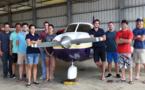 Devenir Pilote de ligne : l'ATPL Théorique à Tahiti !