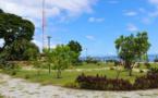Paea : Aménagement et extension du square Benjamin Bambridge