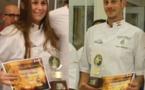 Florent Chevalier et Manon Vaurs, sacrés meilleurs pâtissiers de Polynésie