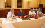 Etats Généraux de l'Outre-Mer : réunion du comité de suivi