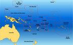 Puissant séisme aux îles Salomon
