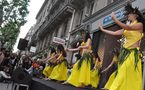 La Délégation de la Polynésie fête la musique à Paris