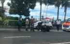 Papeete : un homme tombe de la benne d'un camion de la commune de Faa'a